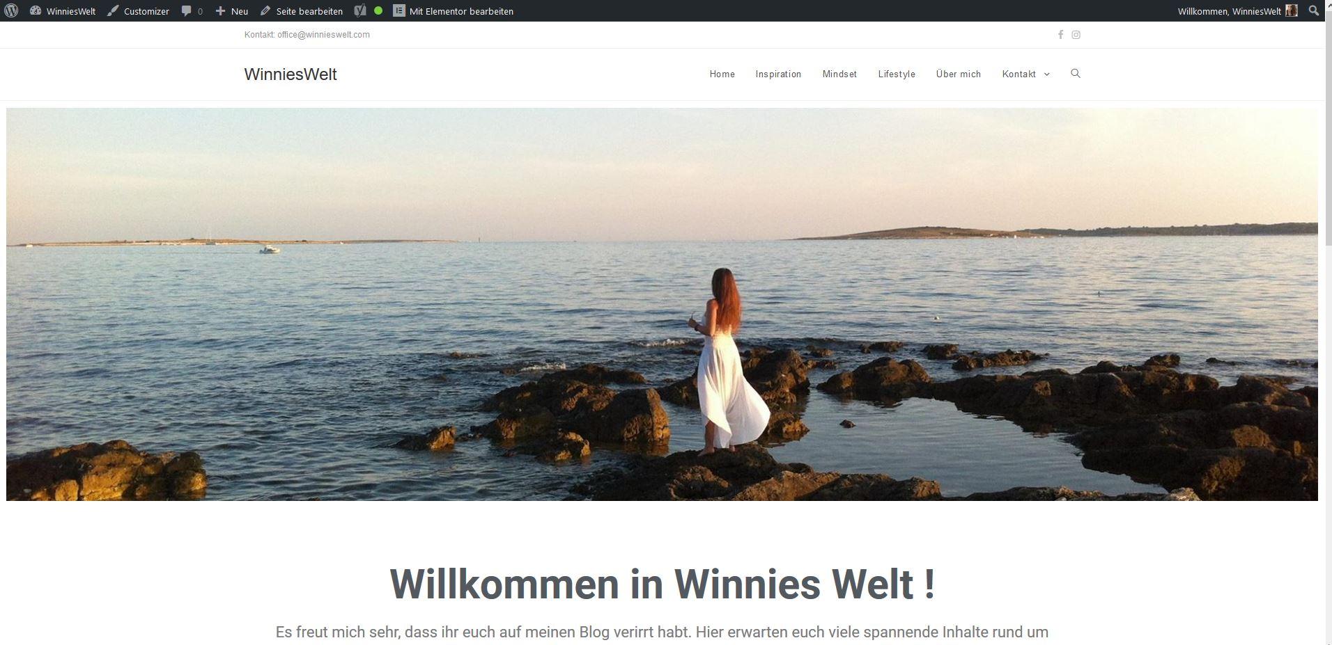 Lets fetz – unser erster eigener Blog!