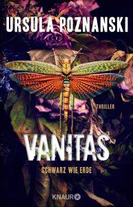 Cover Vanitas Schwarz wie Erde