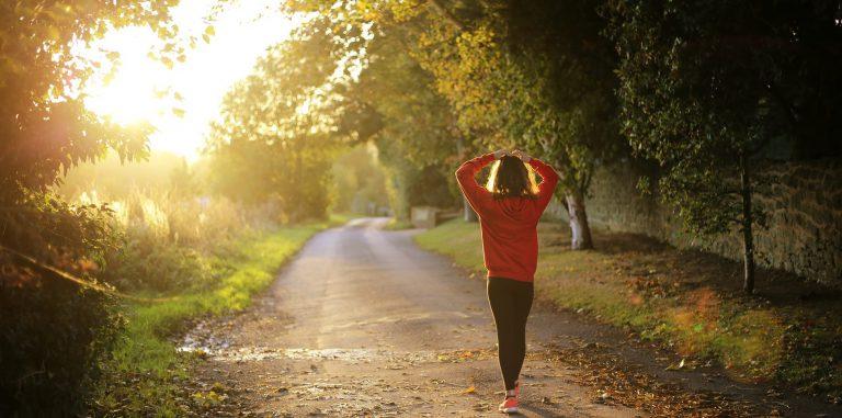 Geh dich fit – meine Fitness-Challenge für Bewegungsmuffel
