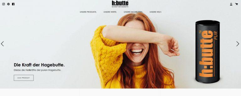 Produktbeschreibung h:butte
