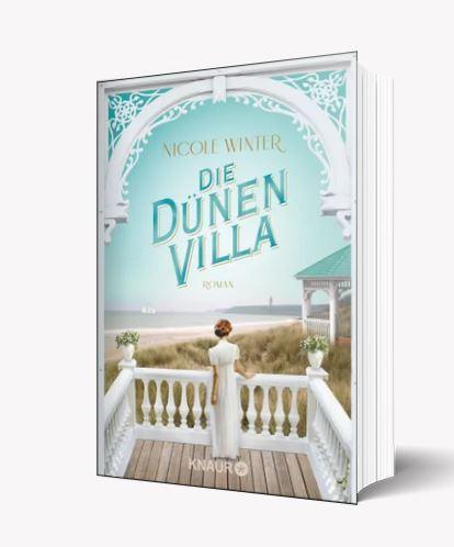 Coverbild von dem Buch die Dünenvilla