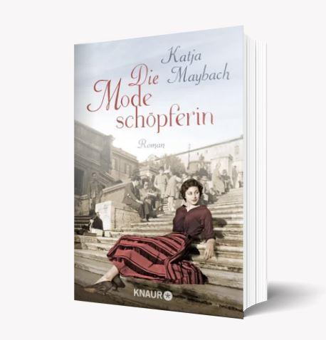 Cover zu dem Buch die Modeschöpferin
