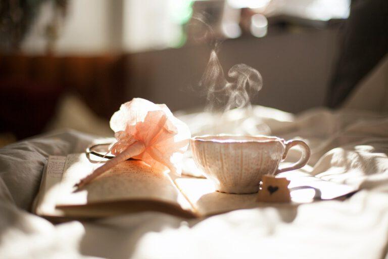 Eine Tasse Tee kann wahre Wunder bewirken.