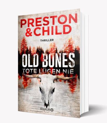 Buchcover von Old Bones
